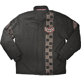Fly Racing Station Jacket - Icon Chieftan Zip Hoody