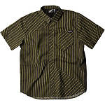 Fly Racing Stripe Shirt - Dirt Bike Mens Casual