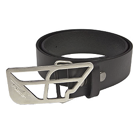 Fly Racing Title Belt - Alpinestars Ostrich Belt