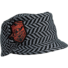 Fly Racing Trooper Beanie - Metal Mulisha Cleared Flannel
