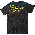 Fly Racing Toxicitee T-Shirt - Fly Utility ATV Mens Casual