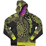 Fly Racing Vanhoodie Zip Hoody