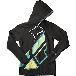 Fly Racing Women's Contempodium Zip Hoody - One Industries Women's Icon Et Zip Hoody
