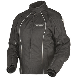 Fly Racing Women's Georgia II Jacket - Alpinestars Women's Stella SP-1 Gloves