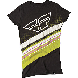 Fly Racing Women's Sprightly T-Shirt - One Industries Women's Patriot T-Shirt
