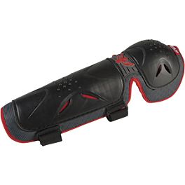 2012 Fly Racing Youth Flex II Knee Guards - 2013 MSR Youth Gravity Knee / Shin Guards