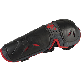 2012 Fly Racing Youth Flex II Elbow Guards - 2012 Fly Racing Youth Convertible II Roost Deflector