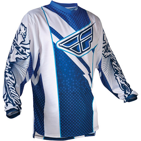 2013 Fly Racing Youth F-16 Jersey - Main
