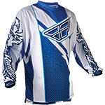 2013 Fly Racing Youth F-16 Jersey -  Motocross Jerseys
