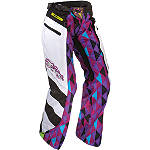 2012 Fly Racing Girl's Kinetic Over-Boot Pants - Fly Dirt Bike Pants