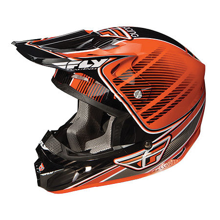 2013 Fly Racing Youth Kinetic Pro Helmet - Trey Canard Replica - Main