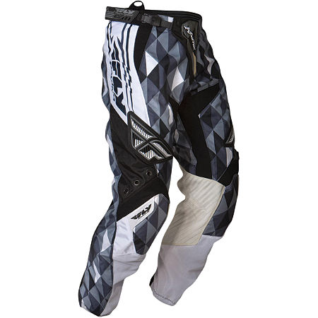 2012 Fly Racing Youth Kinetic Pants - Main