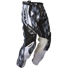 2012 Fly Racing Youth Kinetic Pants - 2012 Fly Racing Youth Kinetic Gloves