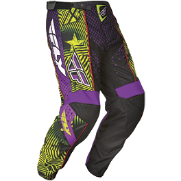 2012 Fly Racing Youth F-16 Pants - Limited Edition - 2011 Fly Racing Youth Kinetic Pants - Flash