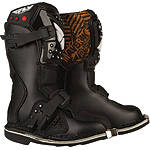 2014 Fly Racing Youth Maverik MX Mini Boots - FLY-PROTECTION Dirt Bike kidney-belts