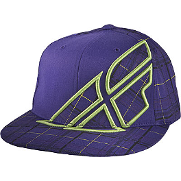 Fly Racing Youth Plaid F-Wing Hat - 2013 Fly Youth Kinetic Inversion Mesh Pants