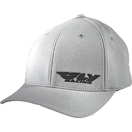 Fly Racing Youth Standard Hat - Fly Racing Youth Corporate Pin Stripe Hat