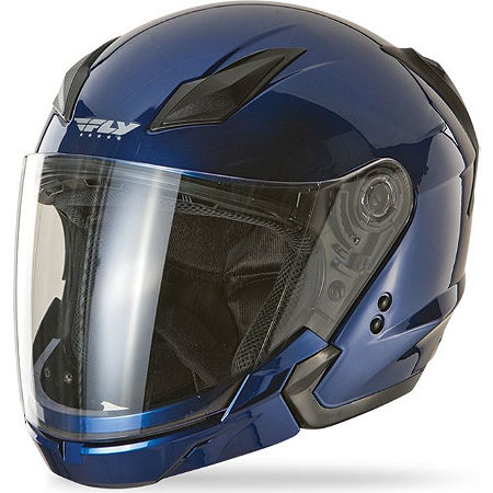 Fly Racing Tourist Helmet - Main