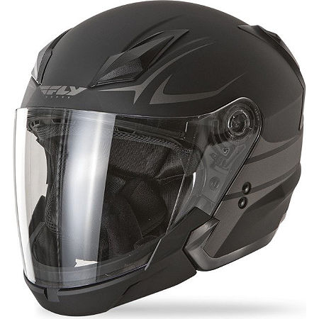 Fly Racing Tourist Helmet - Vista - Main