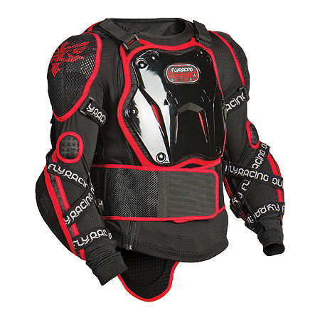 2013 Fly Racing Youth Barricade Long Sleeve Body Armor - Main