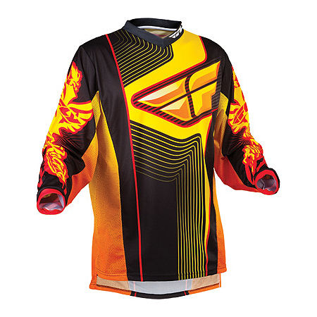 2013 Fly Racing Youth F-16 Jersey - Limited - Main