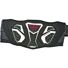 2013 Fly Racing Youth Flight Kidney Belt - 2013 MSR Youth Helix Support Belt