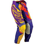 2013 Fly Racing Girl's Kinetic Race Pants - In The Boot ATV Pants