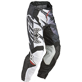 2013 Fly Racing Youth Kinetic Pants - Inversion - 2013 Fly Youth Kinetic Inversion Mesh Pants