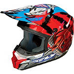 2014 Fly Racing Youth Kinetic Helmet - Fly-Bot - Utility ATV Off Road Helmets