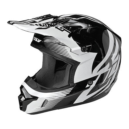 2014 Fly Racing Youth Kinetic Inversion Helmet - Main