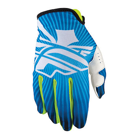 2014 Fly Racing Youth Lite Gloves - Main
