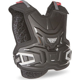 Fly Racing Junior Lite Body Vest - Fox Youth Raptor Roost Deflector