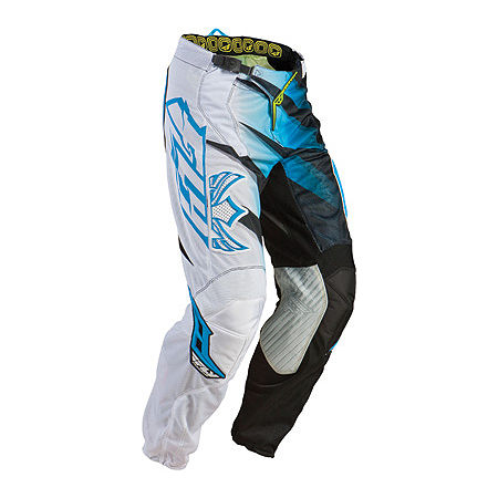 2013 Fly Youth Kinetic Inversion Mesh Pants - Main