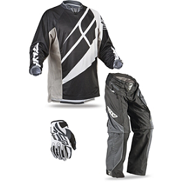 2014 Fly Racing Youth Patrol Combo - 2014 Fly Racing Youth Patrol Pants