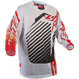 2013 Fly Racing Youth Kinetic Mesh Jersey - RS - Alias A2 Jersey