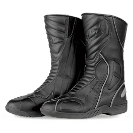 Fly Racing Milepost II Sport-Touring Boots - Fly Racing Milepost Air Sport-Touring Boots