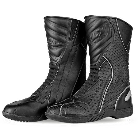 Fly Racing Milepost Air Sport-Touring Boots - Main