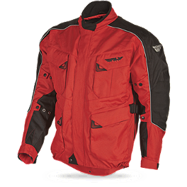 Fly Racing Terra Trek 3 Jacket - Cortech Journey ST Balaclava
