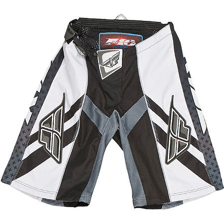 2014 Fly Racing Youth Attack Shorts - Main