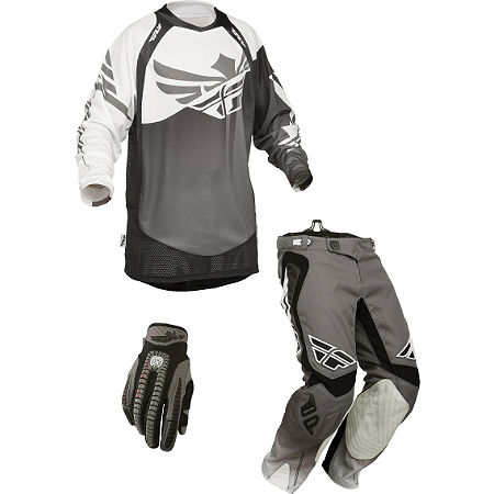 2014 Fly Racing Youth Evolution Combo - Clean - Main