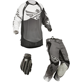 2014 Fly Racing Youth Evolution Combo - Clean - 2014 Fly Racing Youth Patrol Combo