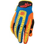 Blue-Yellow-Orange Glove