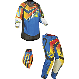 2014 Fly Racing Youth Evolution Combo - Vertigo - 2014 Fly Racing Youth Evolution Combo - Clean