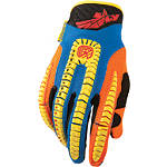 2014 Fly Racing Youth Evolution Gloves - Fly Dirt Bike Riding Gear