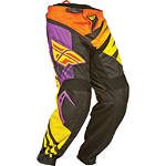 2014 Fly Racing Youth F-16 Pants - Limited - Utility ATV Pants
