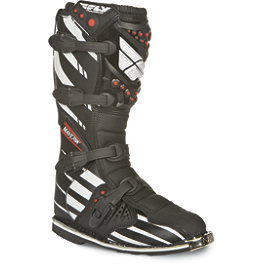 2014 Fly Racing Youth Maverik MX Boots - 2014 Answer Youth Fazer Boots