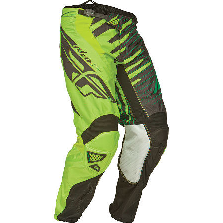 2014 Fly Racing Youth Kinetic Pants - Shock - Main