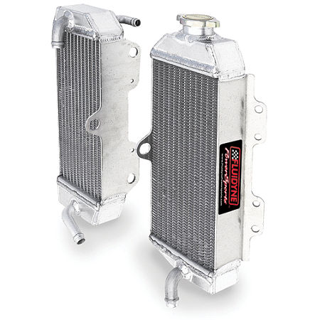Fluidyne Radiator - Left - Main
