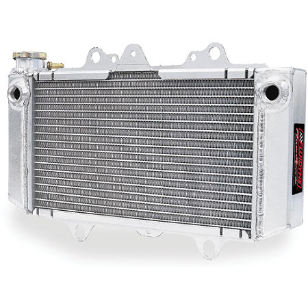 Fluidyne Power-Flo Radiator - Main