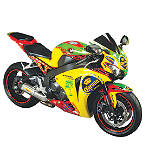 Flu Designs Honda/Corona Graphic Kit - Motorcycle Fairings & Body Parts